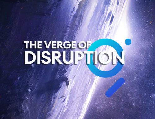 The Verge of Disruption [#1]